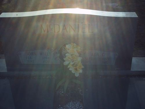 McDaniel, Ada C. Unknown