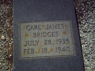 Bridges, Carl James