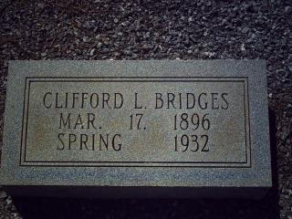 Bridges, Clifford L.