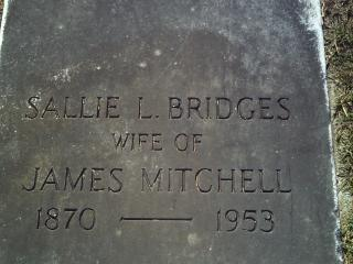 Mitchell, Sallie Bridges