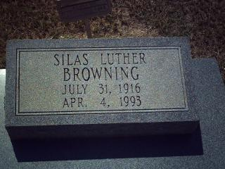Browning, Silas Luther